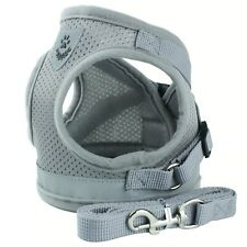 New listing Dog Harness Leash Set for Small Medium Dogs Cat Harnesses Vest Puppy Chest Strap