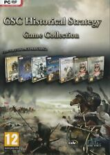 GSC Historical Strategy Collection - Cossacks & American Conquest PC Game (UK)