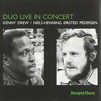 Kenny Drew - Duo Live in Concert (w/Niels-Henning Orsted Pedersen) [CD]