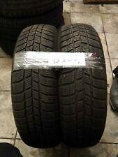 2 tyres barum 155 70 R13 75t m+s Used 5/5mm (B205) Free Fitting