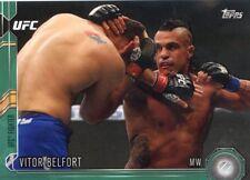 2015 TOPPS UFC CHRONICLES GREEN PARALLEL #/288 VITOR BELFORT #6