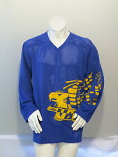 Vintage UBC Hockey Jersey - 1980s Jersey by Harval - Men's Large