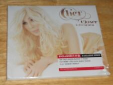 CHER Closer To The Truth 17 TRACK TARGET CD w/ORIGINAL VERSION You Haven't Seen