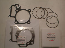 Kawasaki Std Piston Ring Set 750 Brute Force 750 Teryx w/Head & Base Gasket