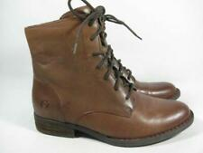 Born Clements Lace Up Boot Women size 6 Brown