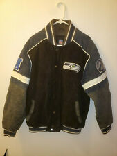 Cleveland Browns JACKET G 111 TOP NOTCH QUALITY MENS SIZE xl  suede