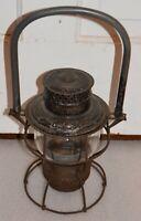 PRR Pennsylvania Railroad Lantern, Adlake 250 Kero Vintage