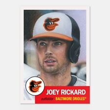 2018 Topps Living Set #41 Joey Rickard ~ Presale Item