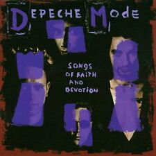 Depeche MODE-Songs of faith and devotion CD mute (muto 106)