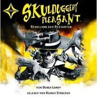 SKULDUGGERY PLEASANT 5 - REBELLION DER RESTANTEN 6 CD NEW
