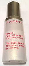 Clarins Vital Light Serum Dark Spot Correcting, Age Repairing 30mL/1oz. BNWOB