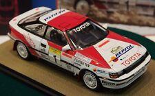 Aoshima Beemax 1/24 Model Car Kit Toyota Celica ST165 GT-Four WRC '89 Kankkunen