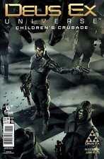 DEUS EX UNIVERSE CHILDRENS CRUSADE #5 COVER A NEAR MINT TITAN COMICS #snov16-711