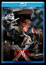 Puppet Master Axis Rising Blu-ray, Full Moon Features and Charles Band
