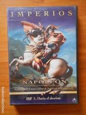 DVD IMPERIOS - NAPOLEON - 1. HACIA EL DESTINO (8G)