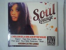 """Soul Lounge Emotion [CD] Multi-Artistes"""