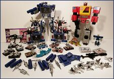 1980's G1 Soundwave Blaster Cassettes Weapons Autobot Decepticon Transformers