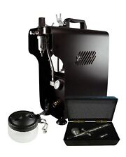 Professional Airbrushing Kit - Badger Patriot Xtreme & Sparmax 620x Compressor