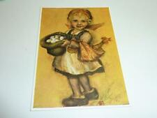 "vintage blank 70` greeting cards  Spötl""i go in the city""139"""