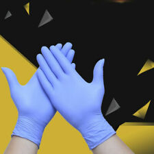 Latex Disposable Gloves or Free 100PCS Latex Powder Non Vinyl Nitrile