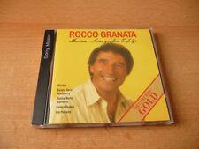 CD Rocco Granata - Marina - Seine großen Erfolge - Deutsches Gold - RARE