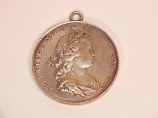 Ancien jeton médaille Louis XV 1716 - Amat Aurea Condere Saecla