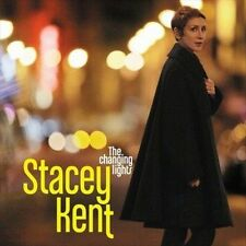 The Changing Lights by Stacey Kent (CD, Sep-2013, Warner Music)