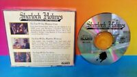 Sherlock Holmes: Consulting Detective Vol. I (PC, 1993) Game Tested Works !