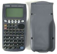 Casio FX-7400G Plus Power School Graphic Graphing Calculator Cover Tested Works