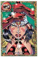 1995 Hari Kari Comic #0 from Black Out Comics