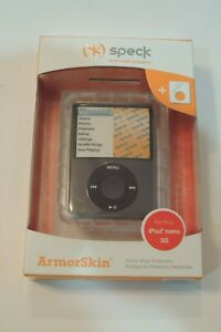 Speck ArmorSkin Case Cover Protector for iPod Nano 3G BRAND NEW IN PACKAGE