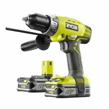 Ryobi Brushed 18 V Power Drills