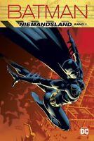 BATMAN: NIEMANDSLAND HC Gesamtausgabe #1,2,3,4,5,6,7,8 VARIANT-HARDCOVER lim.333
