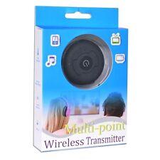 Multipoint Bluetooth v4.0 Audio Transmitter Dual Device Bluetooth Audio Splitter