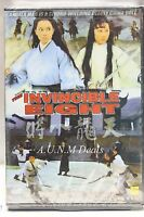 the invincible eight angela mao ntsc import dvd