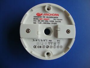 Electronic Transformer  ANCHORN- AET-3202CT 10 - 60 Watt
