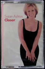 Susan Ashton:  Closer (Cassette, 1999, Capitol) NEW