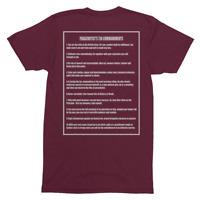 Paratroopers Commandments T-Shirt
