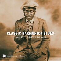 Various Artists - Classic Harmonica Blues from Smithsonian Folkways [New CD]