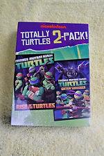 Teenage Mutant Ninja Turtles: Rise of the Turtles/Enter Shredder (DVD, 2-Disc Set)