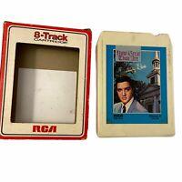 Elvis Presley: How Great Thou Art - 8 Track Tape Cartridge w/ Cardboard Sleeve