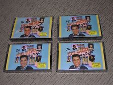 ELVIS PRESLEY (M) 1991 -The Elvis Presley Years 4-New Cassette Tapes With Holder