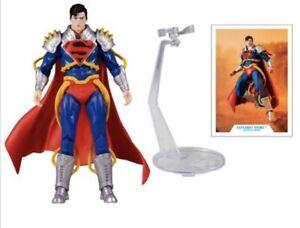 """*Read Preorder October/November* DC Multiverse Superboy Prime 7"""" Action Figure"""