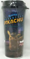 Pokemon Detective Pikachu Movie Tumbler 7-11 Eleven Collectible Pikachu 16 Oz
