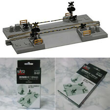 KATO N Gauge Railroad Crossing Track #2 124mm 20-027 Train