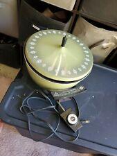 Vintage Oster Model 9948 Green Slow Cooker/ Brown & Simmer Skillet 5Qt Super Pot