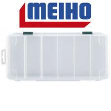 Scatola scatoletta custodia porta esche artificiali da pesca Meiho in plastica 3