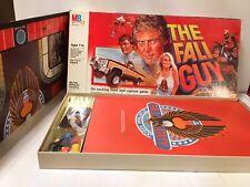 The Fall Guy Board Game 1981 Milton Bradley Complete Unused