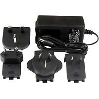 NEW! Startech Replacement 5V Dc Power Adapter 5 Volts 3 Amps 5 V Dc Output Volta
