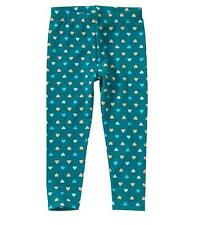 NEW Crazy 8 Baby Toddler Girls 4T Hearts Leggings